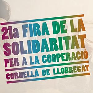 Fira de la Solidaritat per a la Cooperació