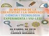 3a Mostra de la Creativitat i la Innovació