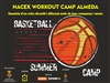 Workout Camp Almeda - Basket Almeda