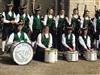 Actuació de grups regionals a la Festa Galega