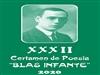 """XXXII Certamen de Poesia """"Blas Infante"""""""